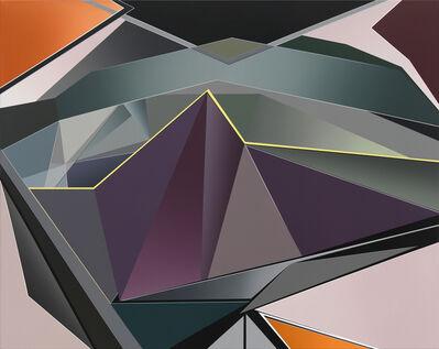 Tanja Rochelmeyer, 'Ohne Titel, WVZ 1813', 2013