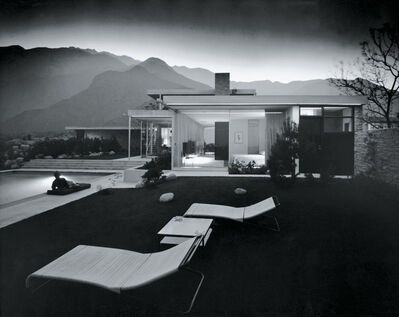 Julius Shulman, 'Richard Neutra, Kaufman House, Palm Springs, California', 1999