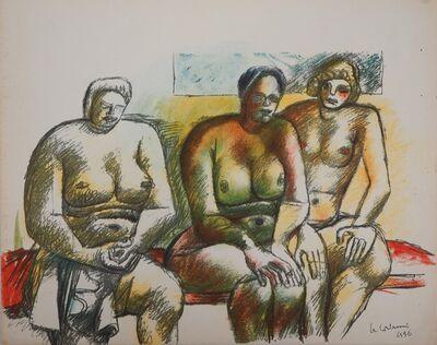 Le Corbusier, 'Three nudes', 1938