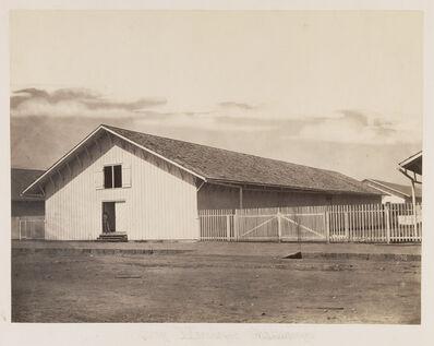 George N. Barnard, 'Clothing Warehouse, Chattanooga', 1864