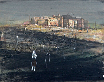 Wang Jiazeng, 'Mark of City 25', 2014