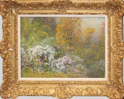 John Joseph Enneking, 'Spring Flowers', 1880-1910