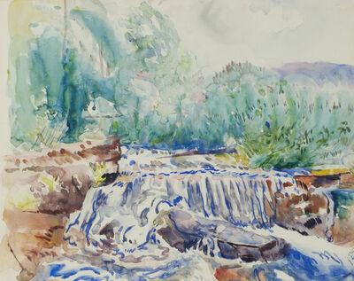 Hayley Lever, 'Waterfall, Woodstock, NY'