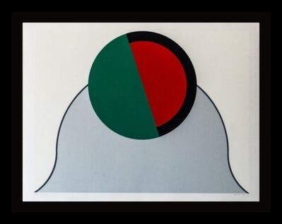 Takesada Matsutani, 'Signal', 1971