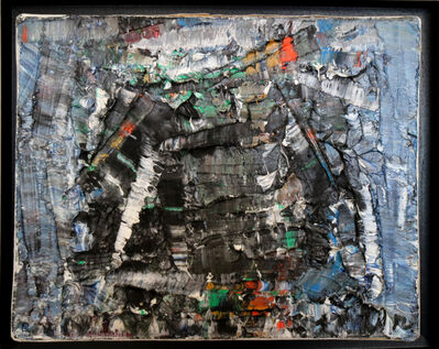 Jean-Paul Riopelle, 'Abstract Composition', 1975