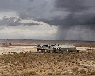 Joel Sternfeld, 'Abandoned Uranium Refinery, Near Tuba City, Navajo Nation', 1982