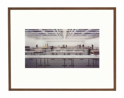 Andreas Gursky, 'Centre Georges Pompidou'