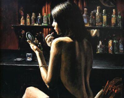 Fabian Perez, 'ANNA AT THE BAR', 2009