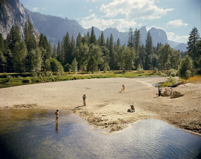 Stephen Shore, 'Merced River, Yosemite National Park, California, August 13, 1979', 1979
