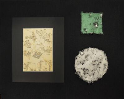 Cyoko Tamai, 'Hokusai 2 ', 2015