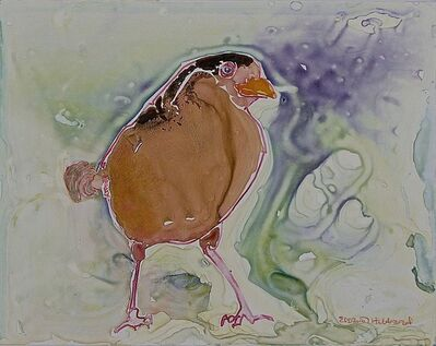 Eleanor Hubbard, 'Wet Sparrow', 2009