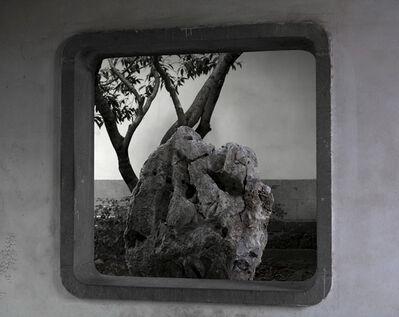 Robert van der Hilst, 'Garden rock in courtyard, Hangzhou, Zheijang Province', 2009