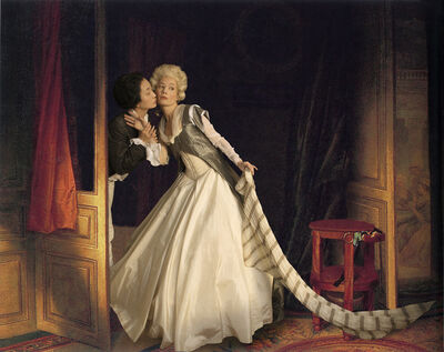 E2 - KLEINVELD & JULIEN, 'Ode to Fragonard's The Stolen Kiss', 2013