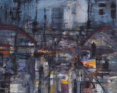 Steven Bewsher, 'Bridge Street Salford'