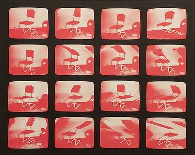 Michael Snow, '1956, a videoprint', 1974