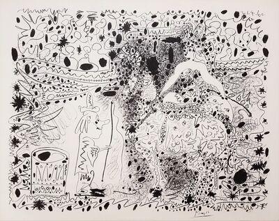 Pablo Picasso, 'L`Ecuyère', 1960