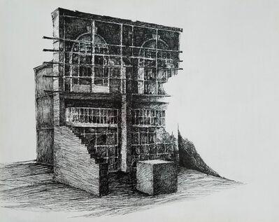 Margaret Noel, 'Façade I', 2017
