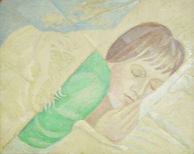 Marie Vorobieff Marevna, 'Marika sleeping', 1966