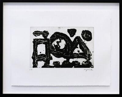 A.R. Penck, 'Elemente', 20th century