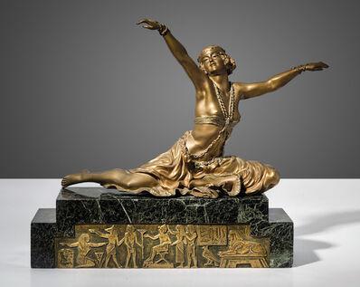 Claire-Jeanne-Roberte Colinet, ''Theban Dancer'', circa 1925