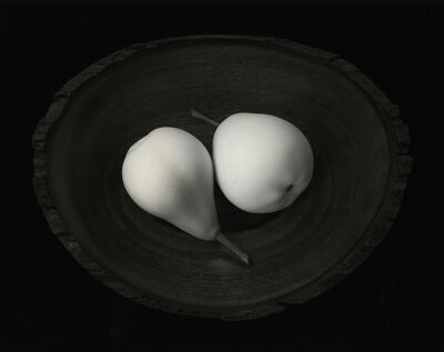 Paul Caponigro, 'Two Pears, Cushing Maine', 1999