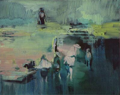Lu Song, 'Seeking the Sun 逐日', 2014