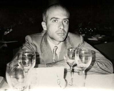 Andy Warhol, 'Andy Warhol, Photograph of Francesco Clemente, 1986', 1986
