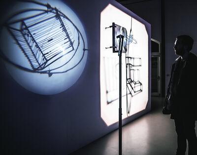 Leslie Nagel, '4D 2D 3D 4D', 2015