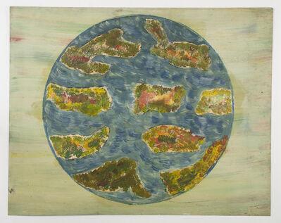 Peter Attie Besharo, 'Untitled (Water world)', ca. 1950