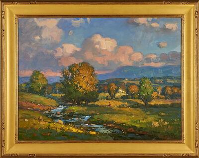"John C. Traynor, '""Vermont Landscape""', 1999"