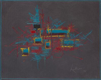 Georges Mathieu, 'Pandosie', 1976