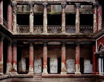 Laura McPhee, 'Courtyard, Mitra House, North Kolkata AP'