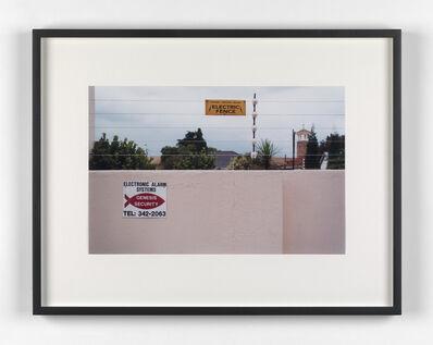 Kendell Geers, 'Suburbia 10', 1999