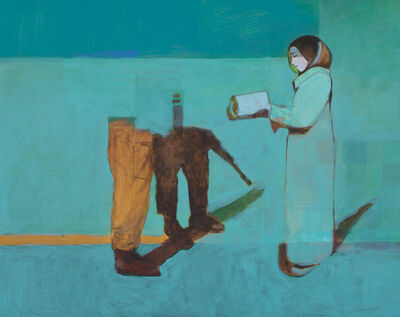 Khaled Hourani, 'Suspicion', 2019