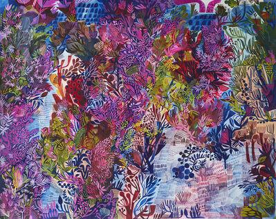 Ashley Amery, 'Wandering Places (Passageways)', 2020