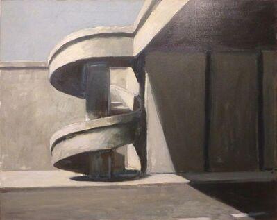 Roger Edward Kuntz, 'Pedestrian Spiral', 1965