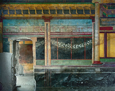 Robert Polidori, 'Villa dei Misteri, Pompei', 2017