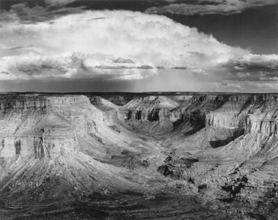 Jody Forster, 'Thunderstorm, Havasu Canyon, Arizona', 1983