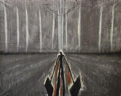 José Bedia, 'Bewildered Memories', 2017