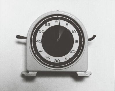 John Hilliard, 'Sixty Seconds of Light (detail) ', 1970