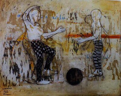 SHADI ABOUSADA, 'Dancers', 2016