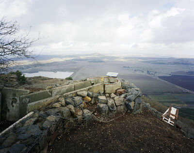 Thomas Struth, 'Mount Bental, Golan Heights', 2011