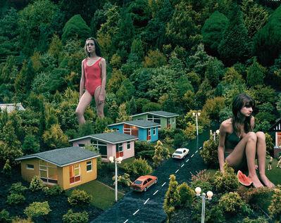 Julia Fullerton-Batten, 'Beach Houses', 2005