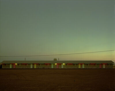 Steve Fitch, 'Siesta Motel, Highway 66, Moriarty, New Mexico, March 29, 1981'
