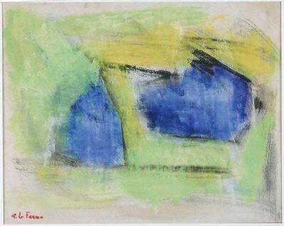 Giorgio Lo Fermo, 'Homage To De Kooning', 2012