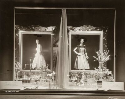 Nick Malan (20th century), 'A Group of Two Hundred Photographs of B. Altman Co. Display Windows', circa 1940s