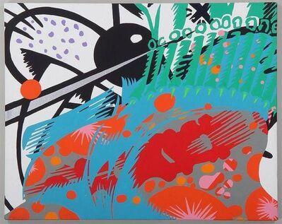 Robert Reitzfeld, 'Untitled Painting from Cartoon Series', 1990-1999