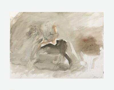 Siegfried Anzinger, 'Untitled II', 2004