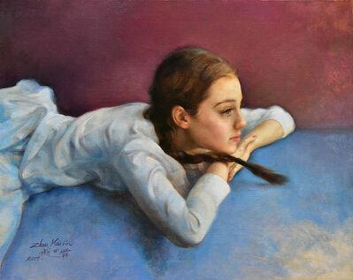 "Zhao Kailin, '""Resting""', 2018"