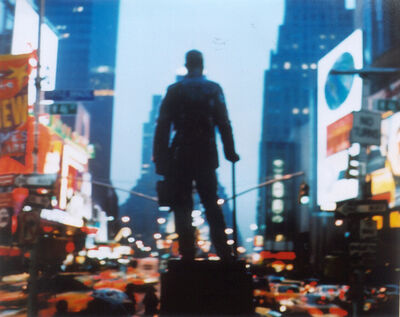 Jack Pierson, 'George M. Cohan Statue, Times Square', 1997/2000
